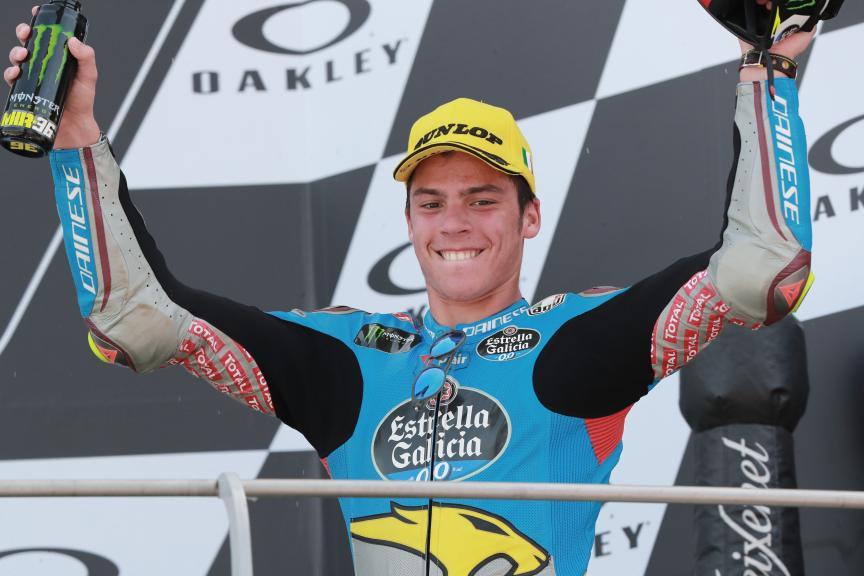 Joan Mir, Eg 0,0 Marc VDS, Gran Premio d'Italia Oakley