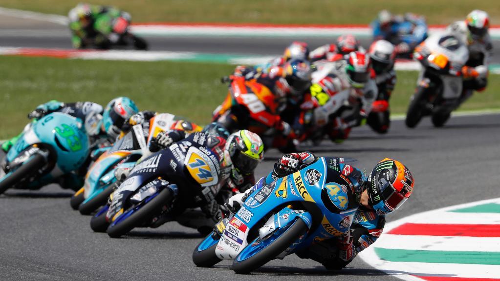Full Race Moto3
