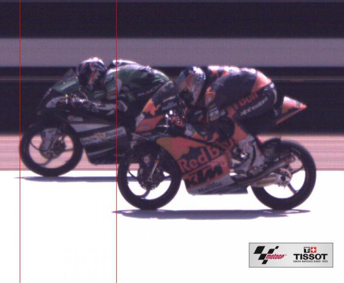 John Mcphee, Darryn Binder, Gran Premio d'Italia Oakley