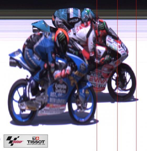 Niccolo Antonelli, Manuel Pagliani, Aron Canet, Gran Premio d'Italia Oakley
