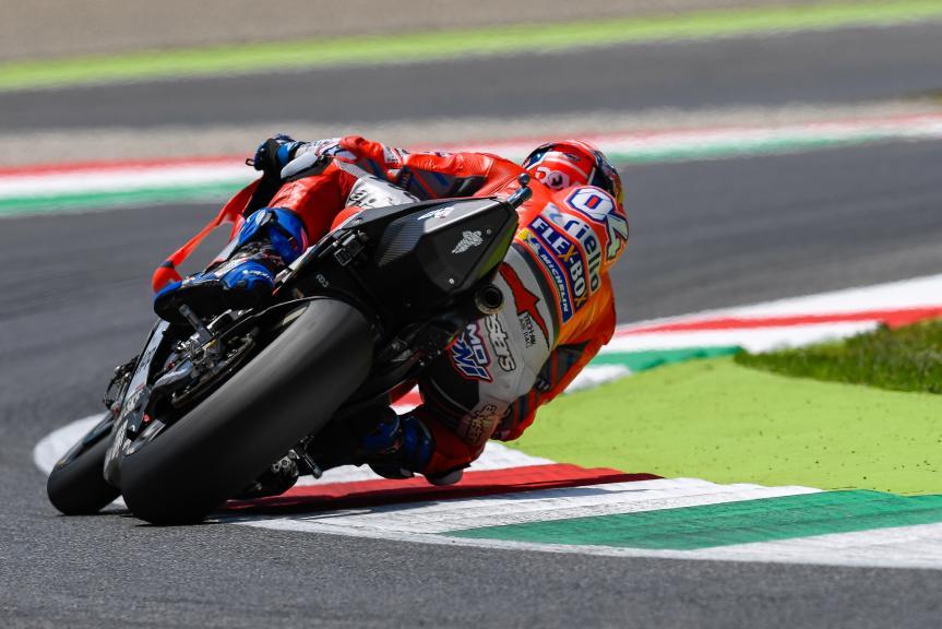 Andrea Dovizioso, Ducati Team, Gran Premio d'Italia Oakley