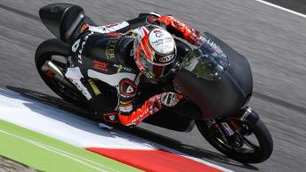 Mugello Moto2 & Moto3 Official Test