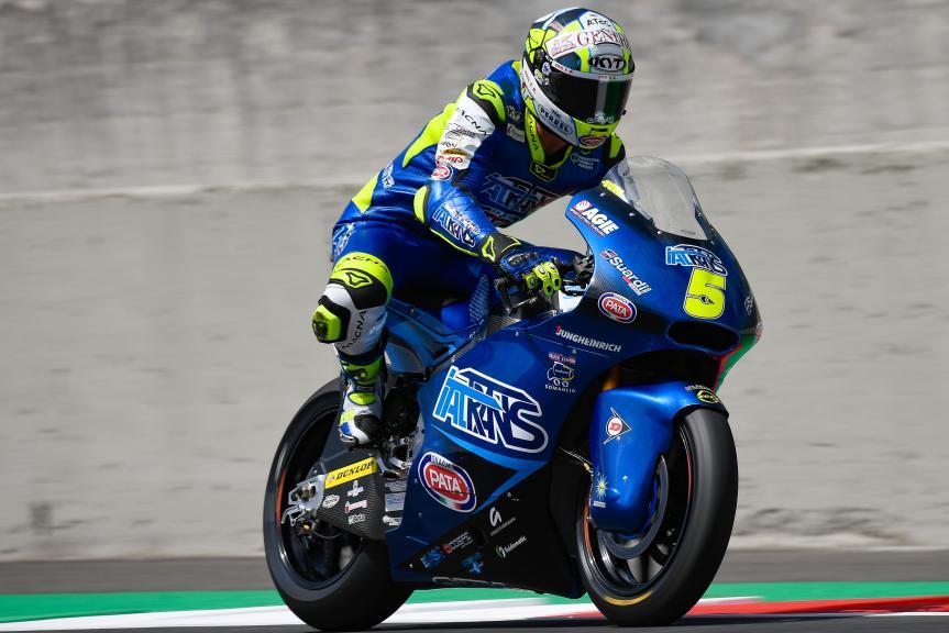 Andrea Locatelli, Italtrans Racing Team, Mugello Moto2 & Moto3 Official Test
