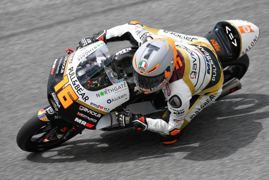 Andrea Migno, Angel Nieto Team Moto3, Mugello Moto2 & Moto3 Official Test
