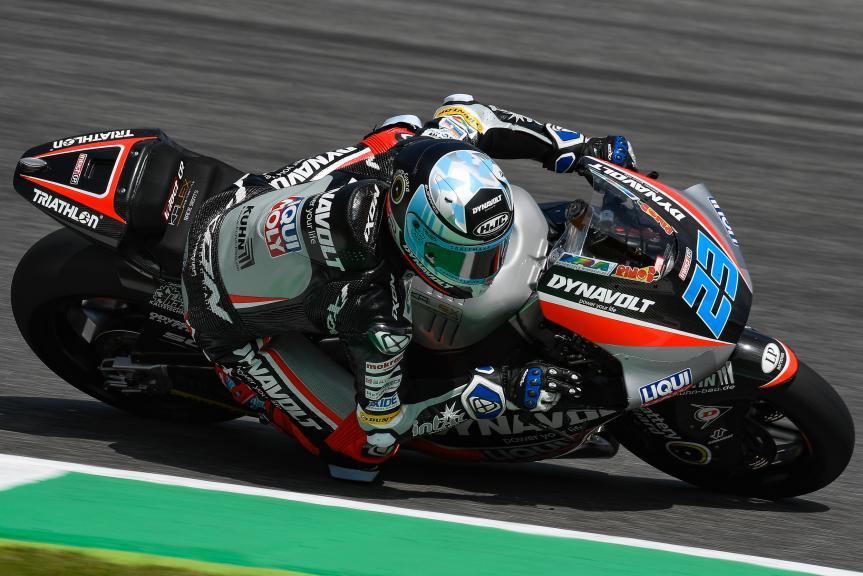 Marcel Schrotter, Dynavolt Intact GP, Mugello Moto2 & Moto3 Official Test