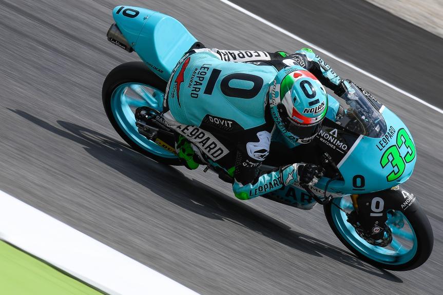 Enea Bastianini, Leopard Racing, Mugello Moto2 & Moto3 Official Test