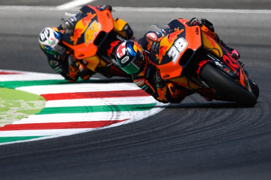 Bradley Smith, Pol Espargaro, Red Bull KTM Factory Racing, Gran Premio d'Italia Oakley