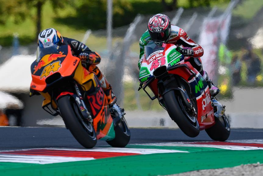 Aleix Espargaro, Aprilia Racing Team Gresini, Pol Espargaro, Red Bull KTM Factory Racing, Gran Premio d'Italia Oakley