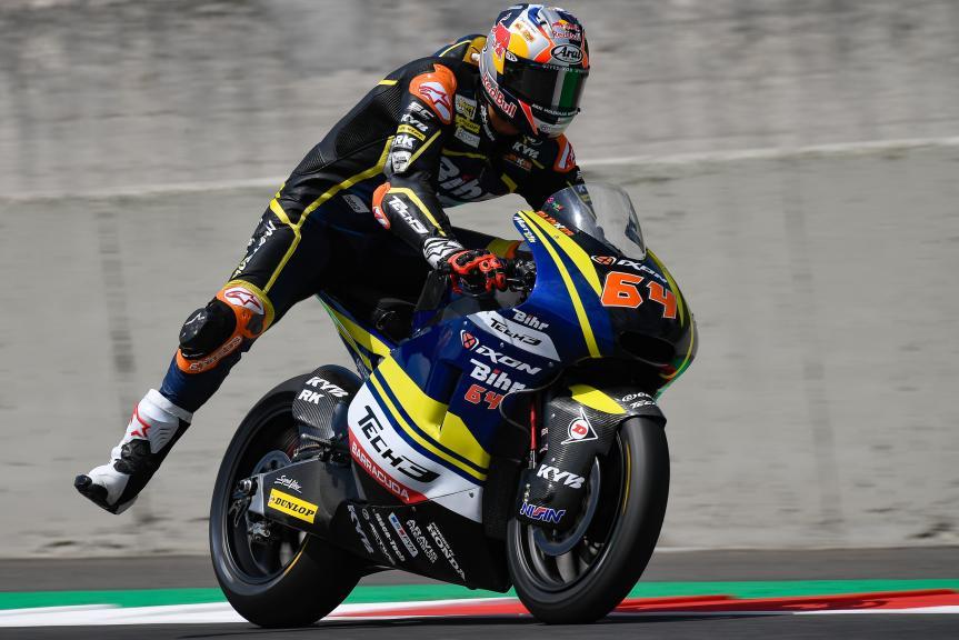 Bo Bendsneyder, Tech 3 Racing, Mugello Moto2 & Moto3 Official Test