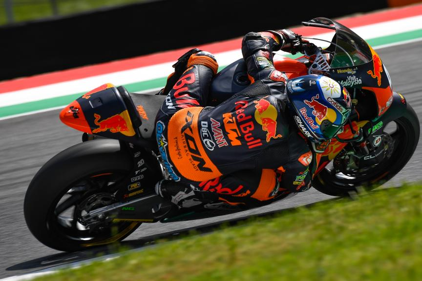 Miguel Oliveira, Red Bull KTM Ajo, Mugello Moto2 & Moto3 Official Test