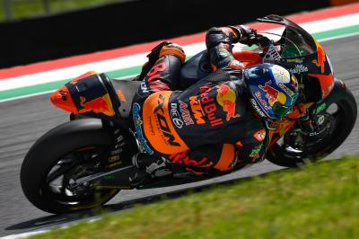 Mugello test: Moto2™ and Moto3™