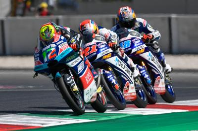 3 riders, 8 points: will the balance tip in Barcelona?