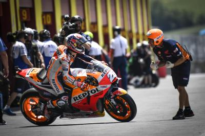 Pedrosa: more information on his future at the Catalan GP