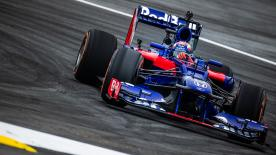 The reigning MotoGP™ champion joined former Formula 1 driver Mark Webber at the Red Bull Ring in Austria to take a Formula 1 car for ride