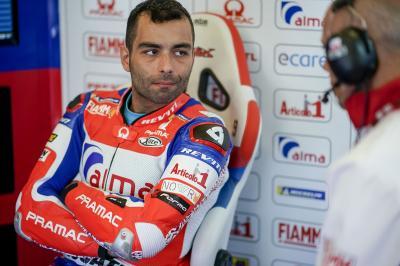 'Quiero ser un mito en Ducati'