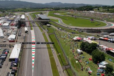"Record-setting sustainability ""on track"" at the Italian GP"