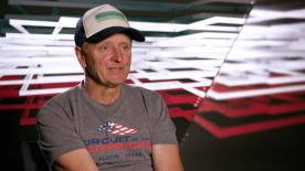 Kevin Schwantz, MotoGP™ Legend and former 500cc World Champion with Suzuki, talks about the state of MotoGP™ in 2018