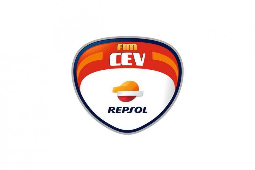 FIM CEV Repsol Logo