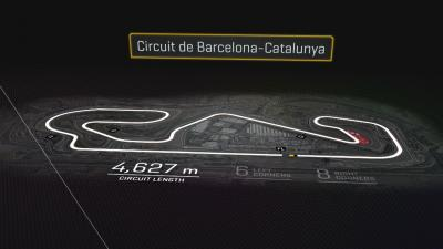 Where's the best place to pass at the Catalan GP?