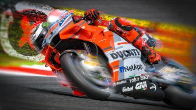 Get the hammer down: MotoGP™ races into Montmeló