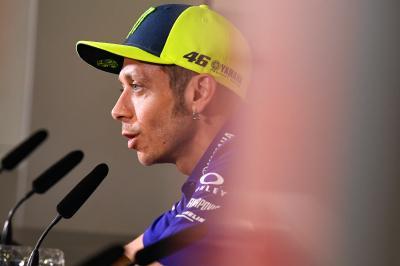 Marquez, Lorenzo and Rossi talk about Pedrosa's future