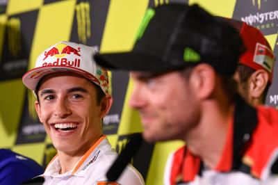 Press Conference: riders talk Barcelona and beyond