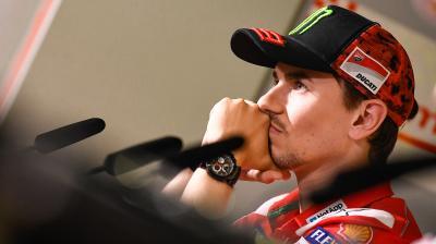 Lorenzo: 'I approached Honda'