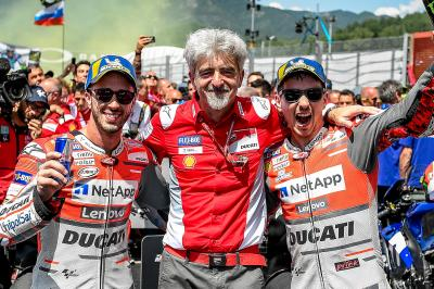 Ducati targeting back-to-back wins in Catalunya