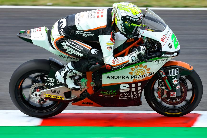 Iker Lecuona, Swiss Innovative Investors, Gran Premi Monster Energy de Catalunya