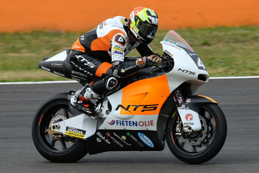 Steven Odendaal, NTS RW Racing GP, Gran Premi Monster Energy de Catalunya