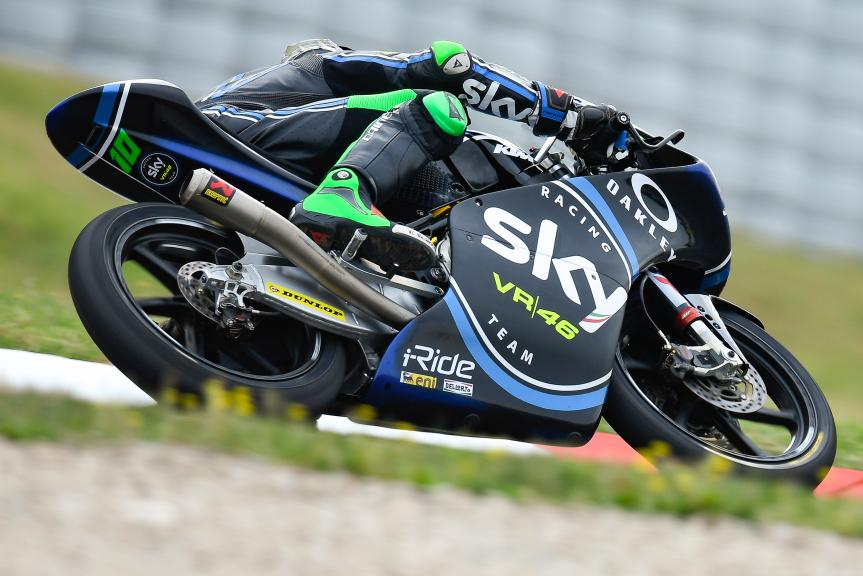 Dennis Foggia, Sky Racing Team VR46, Gran Premi Monster Energy de Catalunya