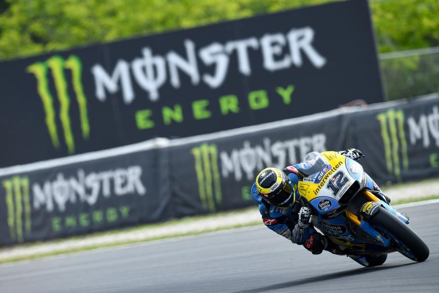 Thom Luthi, Eg 0,0 Marc VDS, Gran Premi Monster Energy de Catalunya