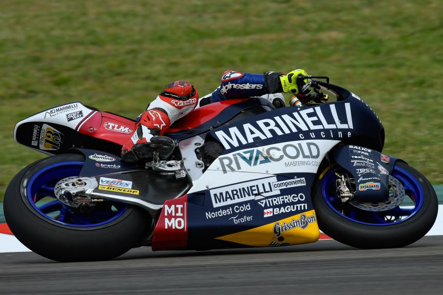 Romano Fenati, Marinelli Snipers Team, Gran Premi Monster Energy de Catalunya