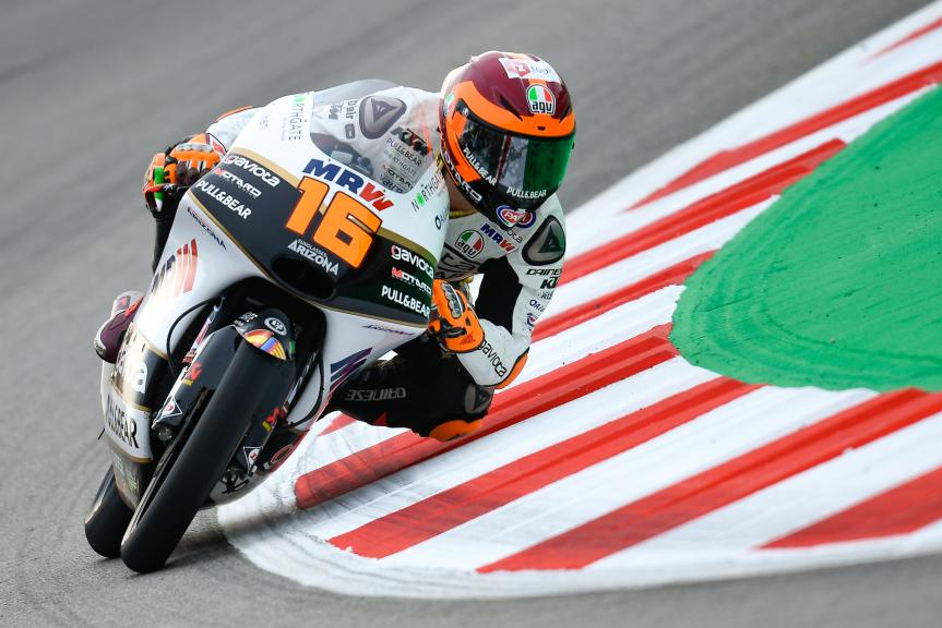 Andrea Migno, Angel Nieto Team Moto3, Gran Premi Monster Energy de Catalunya