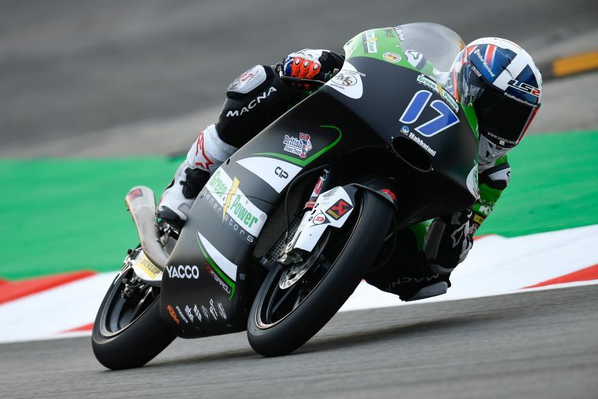 John Mcphee, CIP - Green Power, Gran Premi Monster Energy de Catalunya