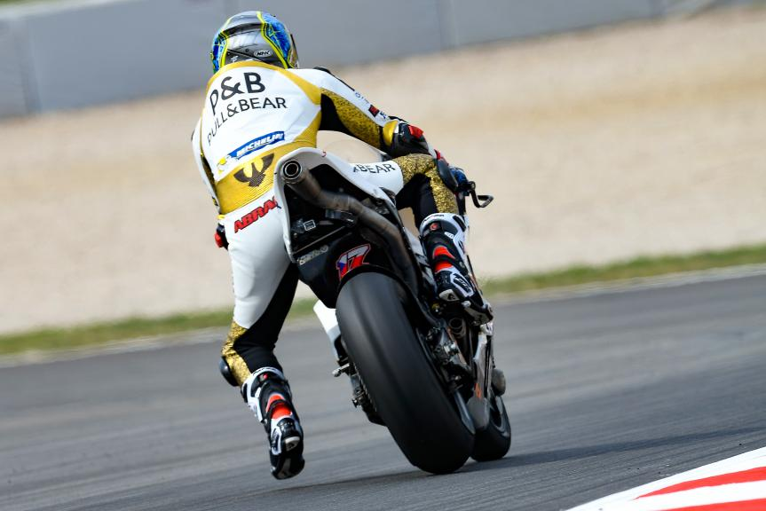 Karel Abraham, Angel Nieto Team, Gran Premi Monster Energy de Catalunya