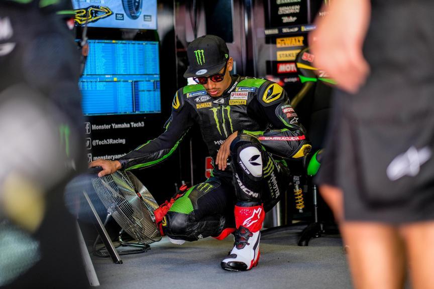 Hafizh Syahrin, Monster Yamaha Tech 3, Gran Premi Monster Energy de Catalunya