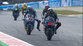 Watch the intermediate class at the Circuit de Barcelona-Catalunya during their second Free Practice session of the weekend