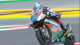 The opening Free Practice session for the Moto2™ World Championship at the Catalan GP