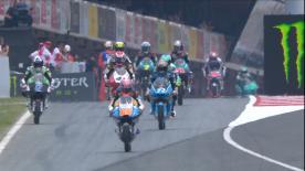 La segunda sesión de pruebas para la clase menor del Mundial en Circuit de Barcelona-Catalunya