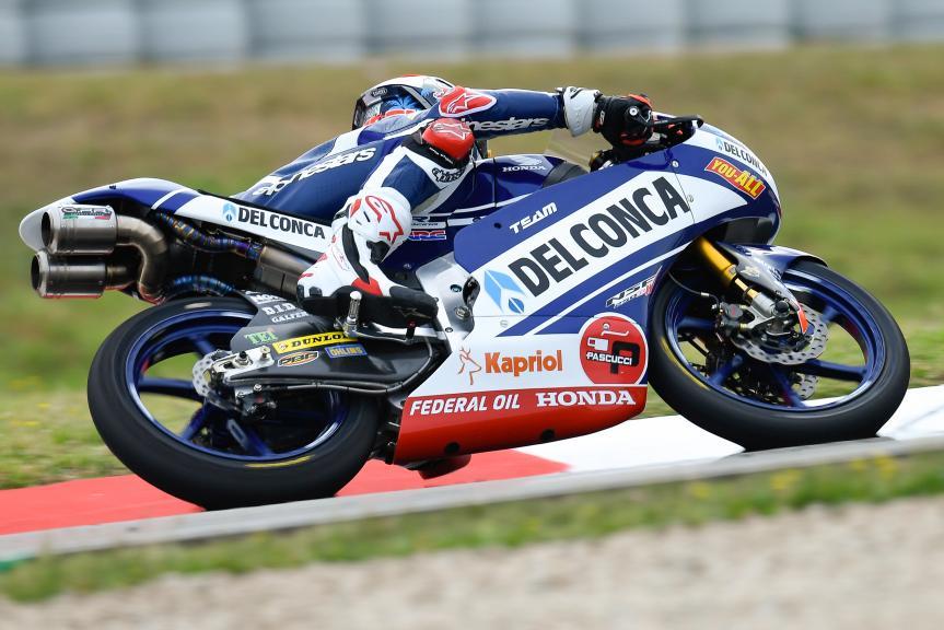 Fabio Di Giannantonio, Del Conca Gresini Moto3, Gran Premi Monster Energy de Catalunya