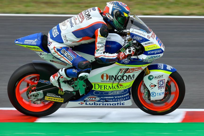 Federico Fuligni, Tasca Racing Scuderia Moto2, Gran Premi Monster Energy de Catalunya
