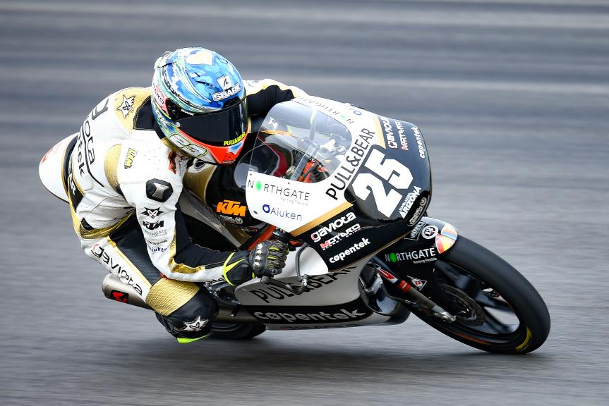 Raul Fernandez, Angel Nieto Team Moto3, Gran Premi Monster Energy de Catalunya