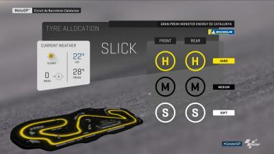 Wie hat sich Michelin auf den Catalan GP vorbereitet?