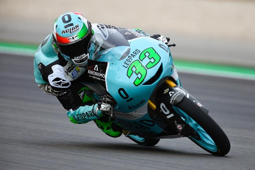 Enea Bastianini, Leopard Racing, Gran Premi Monster Energy de Catalunya