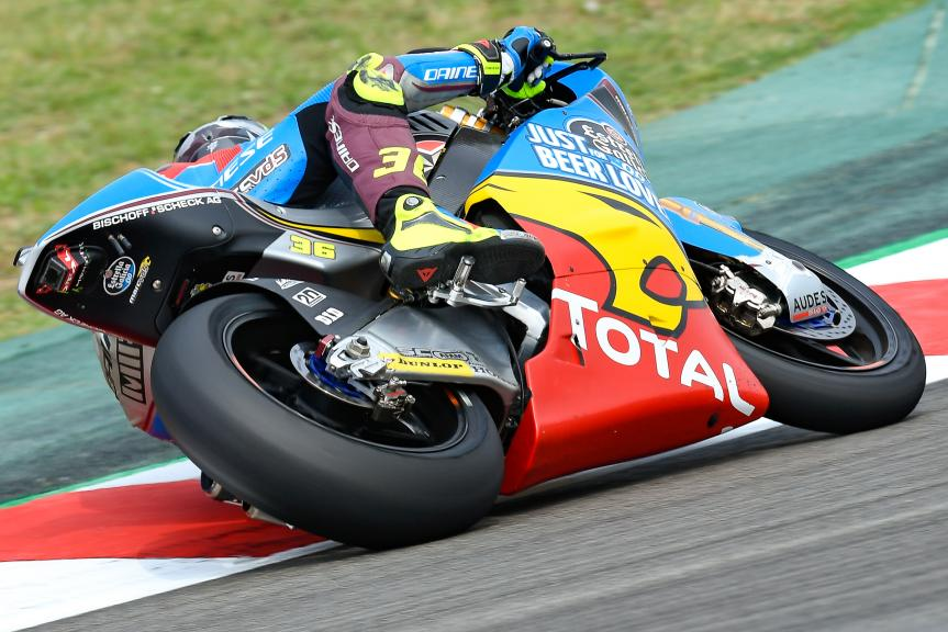 Joan Mir, Eg 0,0 Marc VDS, Gran Premi Monster Energy de Catalunya