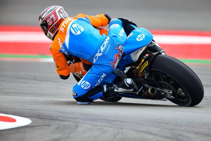Augusto Fernandez, Pons HP40, Gran Premi Monster Energy de Catalunya