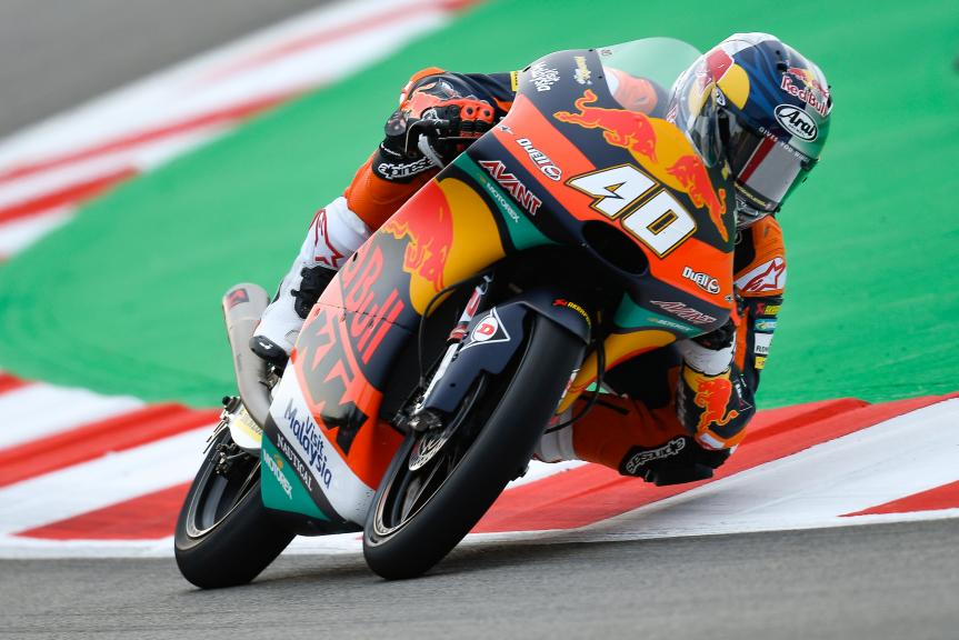 Darryn Binder, Red Bull KTM Ajo, Gran Premi Monster Energy de Catalunya
