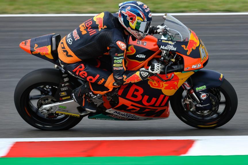 Brad Binder, Red Bull KTM Ajo, Gran Premi Monster Energy de Catalunya