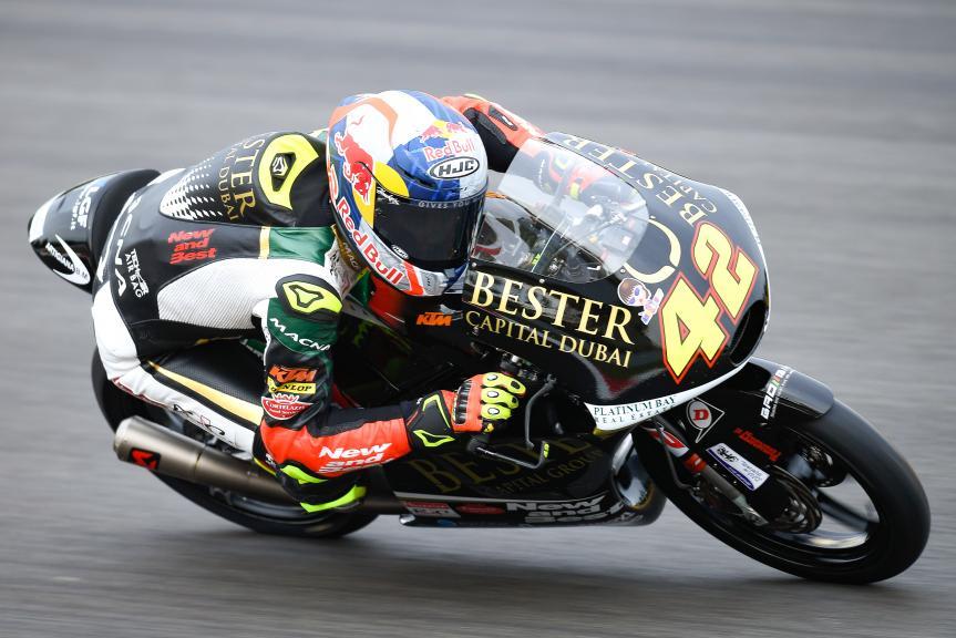 Marcos Ramirez, Bester Capital Dubai, Gran Premi Monster Energy de Catalunya